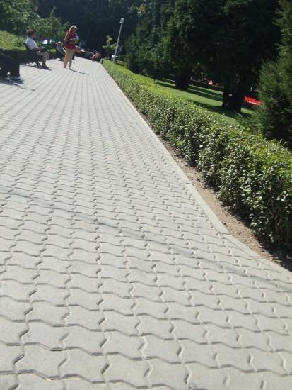 Elemente pavaj din beton / Pavaj din beton - Uniloc