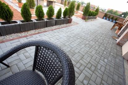 Pavaj din beton - terasa BULEVARD Elemente pavaj din beton