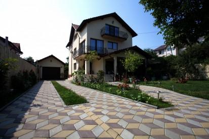 Pavaj din beton - amenajare curte RELIEF Elemente pavaj din beton