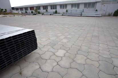 Pavaj din beton - Logistik LOGISTIK Elemente pavaj din beton