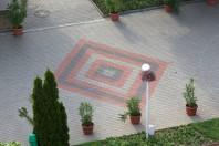Pavaje si borduri din beton pentru amenajari exterioare
