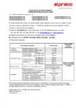 Declaratie de performanta - Tuburi D300 D1000 ELPRECO - Tub cu cep Tub cu mufa Tub