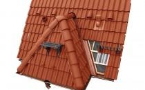 Sisteme de invelitori cu tigle din beton Sistemul de invelitori din tigle de beton colorat ELPRECO este disponibil alaturi de o gama larga de accesorii din metal si PVC, necesare la montaj.