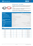 Cablu de incalzire DEVI - DEVIcomfort 10T