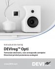 Termostat electronic DEVI - DEVIreg™ OPTI