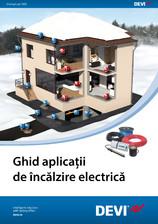 Ghid aplicatii de incalzire electrica DEVI