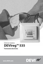 Termostat electronic DEVI