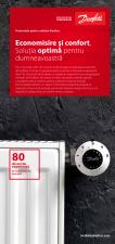 Termostate pentru radiator DANFOSS