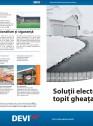 Solutii electrice pentru topit gheata si zapada