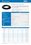 Cablu electric de incalzire DEVI - DEVIsnow™ 30T - 230 V