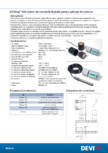 Sistem de comanda digitala pentru aplicatii de exterior DEVI -  Devireg™ 850