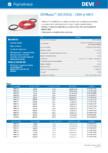 Cablu de incalzire monoconductor (monofilar) DEVI - DEVIbasic™ 20S