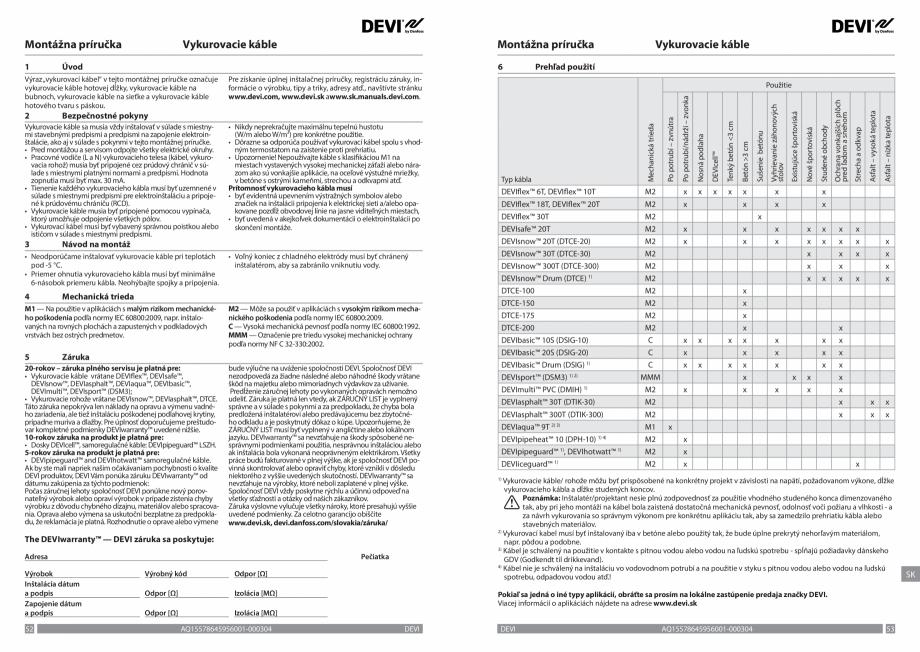 Pagina 27 - Ghid de instalare - cabluri de incalzire DEVI Instructiuni montaj, utilizare Bulgara,...
