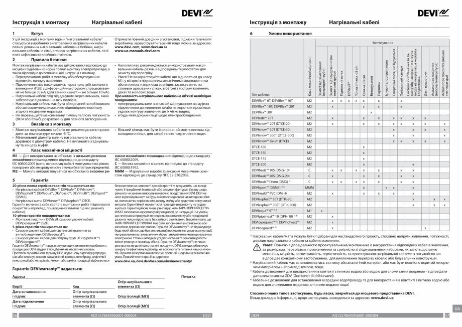 Pagina 29 - Ghid de instalare - cabluri de incalzire DEVI Instructiuni montaj, utilizare Bulgara,...