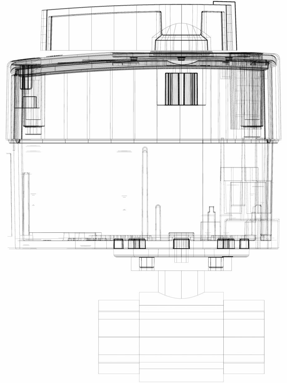 Pagina 1 - CAD-DWG 3D CAD - vana zonala ON/OFF DANFOSS Detaliu de produs AMZ 112