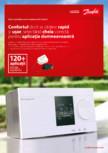 Ghid al aplicatiilor pentru regulatoare ECL Comfort DANFOSS - ECL Comfort 110, ECL Comfort 310