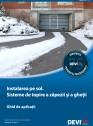 Ghid de aplicatii - Sisteme de topire a zapezii si ghetii