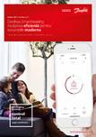 Incalzirea eficienta pentru locuintele moderne DANFOSS - Icon™, Ally™