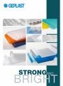 Sisteme policarbonat pentru luminatoare