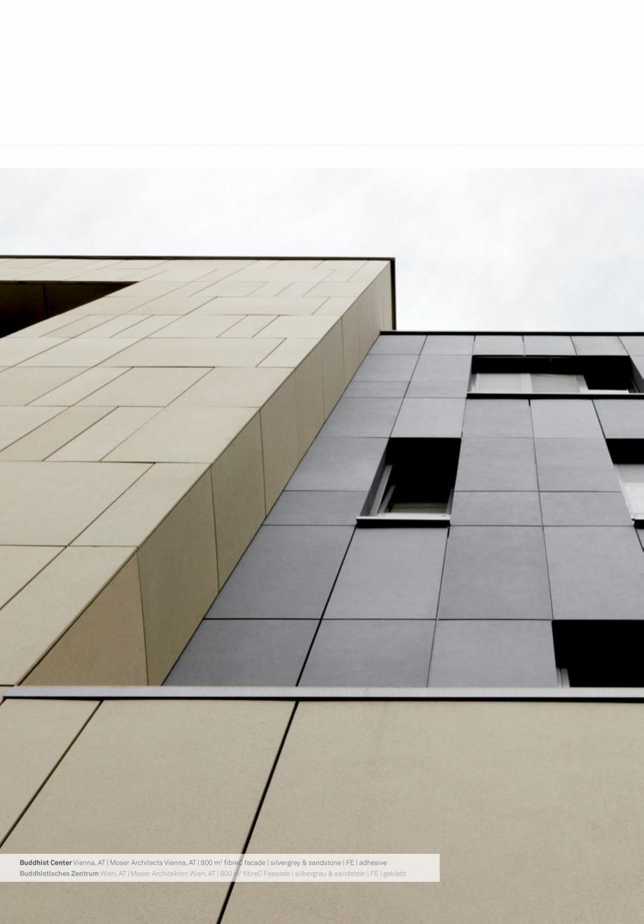 Pagina 10 - Panouri din beton aparent RIEDER Concrete Skin Lucrari, proiecte Engleza ch is typical...