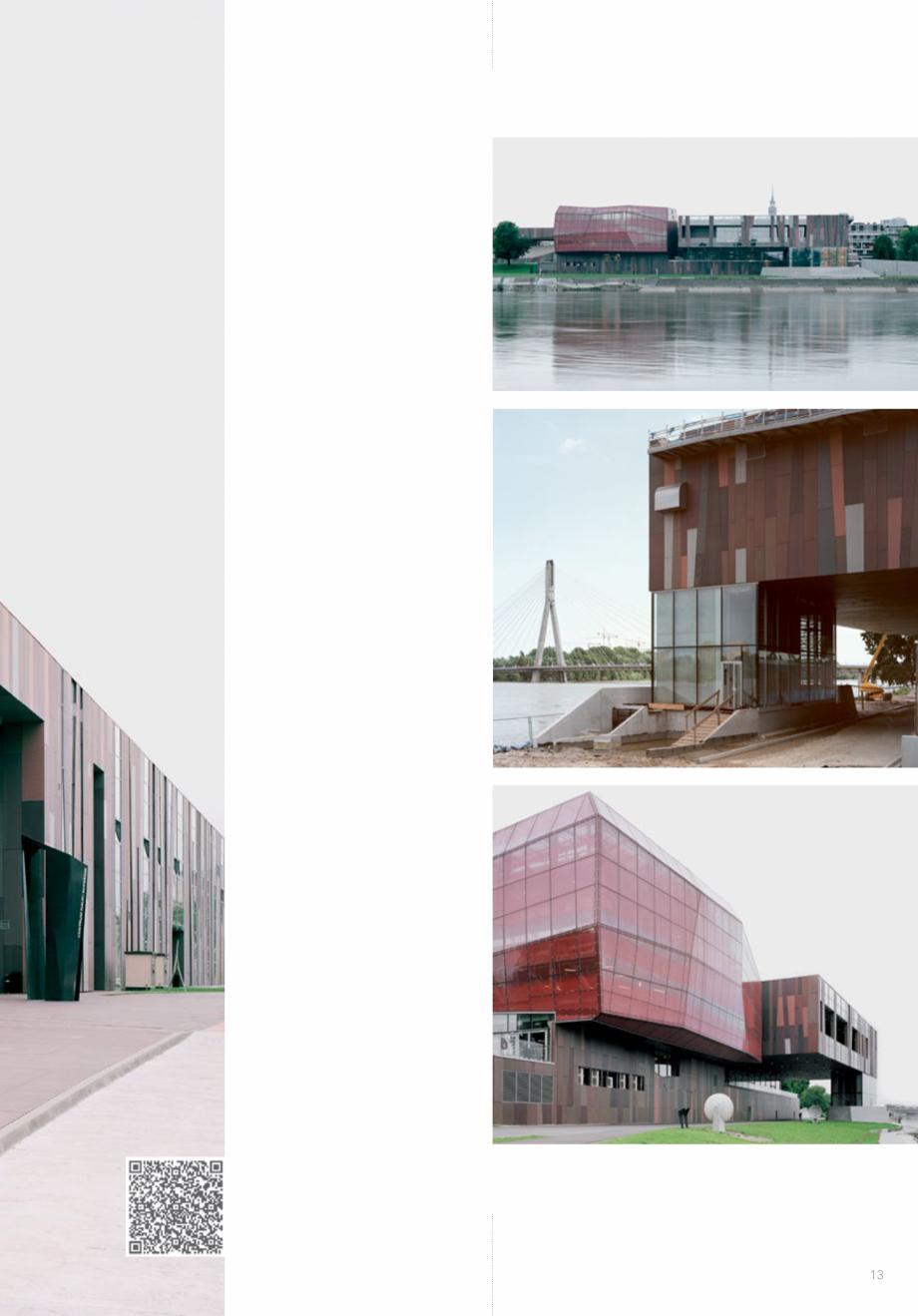 Pagina 15 - Panouri din beton aparent RIEDER Concrete Skin Lucrari, proiecte Engleza uierliche...