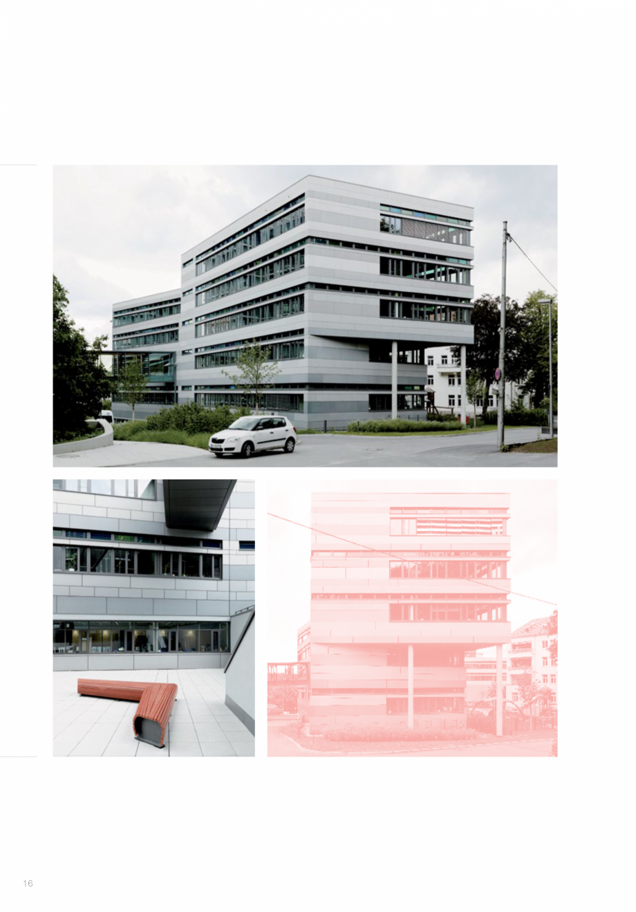 Pagina 18 - Panouri din beton aparent RIEDER Concrete Skin Lucrari, proiecte Engleza ty, US |...