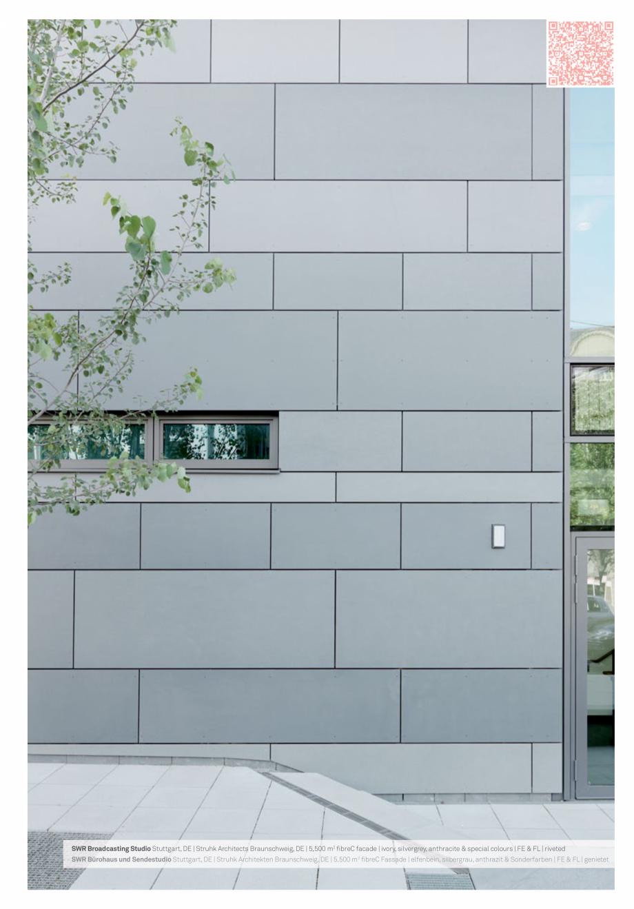 Pagina 19 - Panouri din beton aparent RIEDER Concrete Skin Lucrari, proiecte Engleza m that appeals ...
