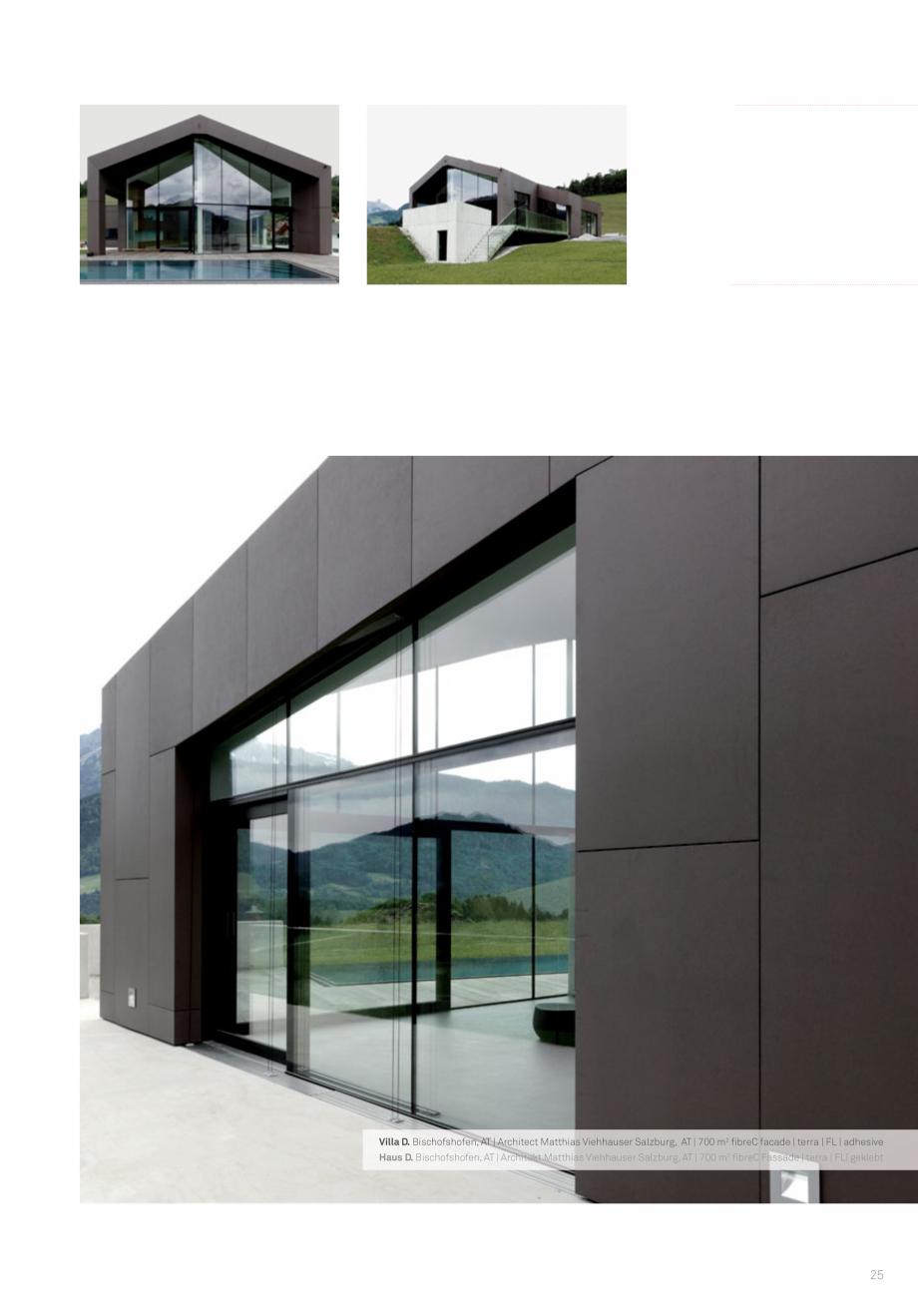 Pagina 27 - Panouri din beton aparent RIEDER Concrete Skin Lucrari, proiecte Engleza dercut anchors ...