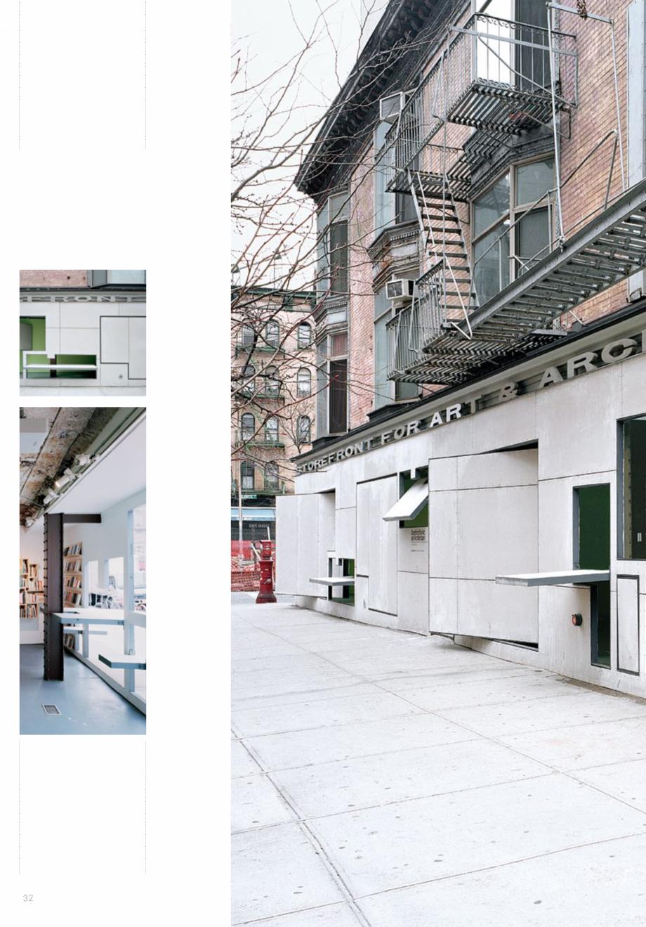Pagina 34 - Panouri din beton aparent RIEDER Concrete Skin Lucrari, proiecte Engleza L  riveted  3...