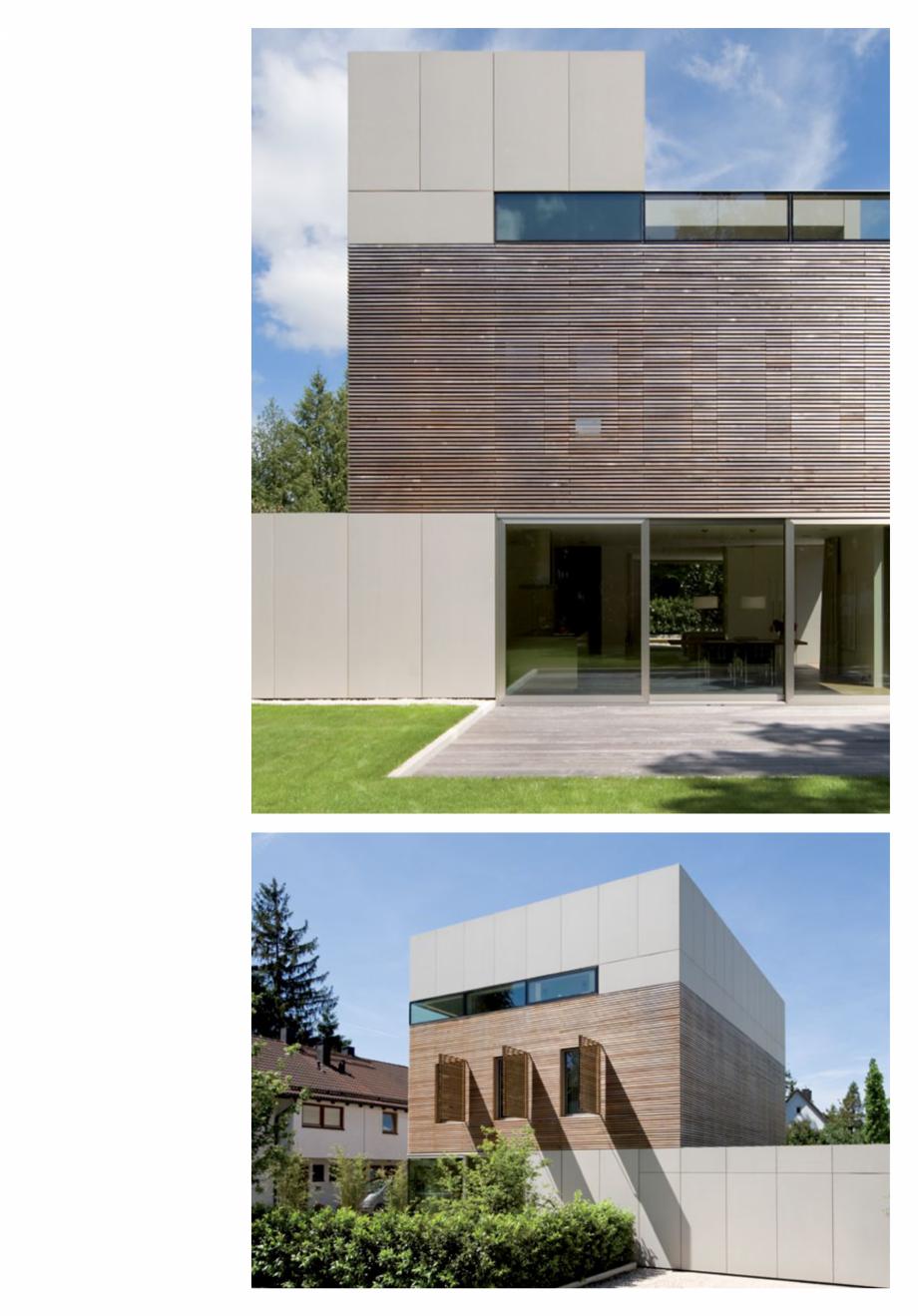 Pagina 61 - Panouri din beton aparent RIEDER Concrete Skin Lucrari, proiecte Engleza