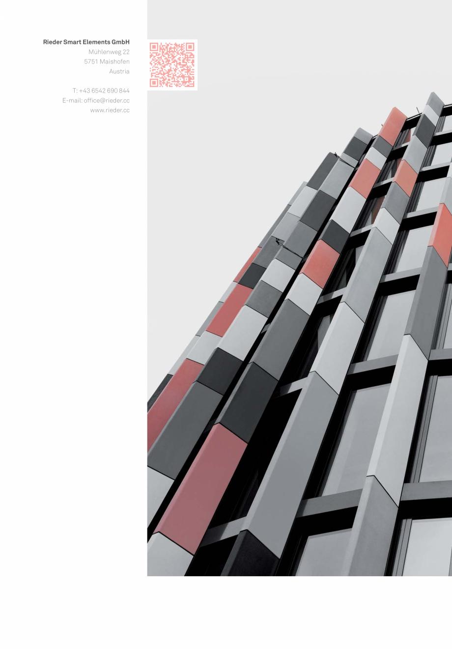 Pagina 78 - Panouri din beton aparent RIEDER Concrete Skin Lucrari, proiecte Engleza