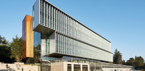 Universitatea din W - exemplificarea utilizarii panourilor HPL PARKLEX Facade - Poza 2