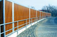 Profile PVC cu nut si feder pentru placari exterioare KOMMERLING