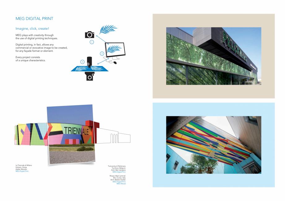 Pagina 5 - Gama de culori MEG panou HPL cu fete decor pentru exterior ABET LAMINATI Fisa tehnica...