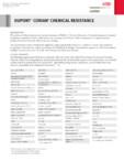 Rezistenta la substante chimice CORIAN® Exterior Cladding - Corian Exterior Cladding