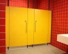 Placi HPL pentru compartimentari cabine sanitare, vestiare  GEPLAST