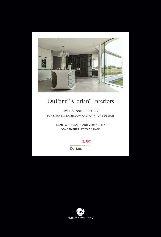 Pagina 1 - Interioare realizate cu placi minerale CORIAN® Solid Surface  CORIAN® Solid...