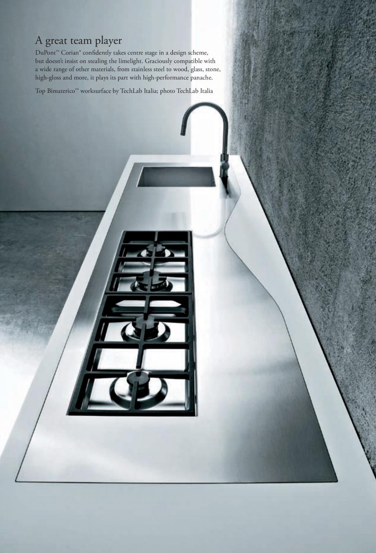 Pagina 11 - Interioare realizate cu placi minerale CORIAN® Solid Surface  CORIAN® Solid...