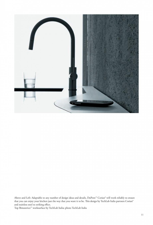 Pagina 12 - Interioare realizate cu placi minerale CORIAN® Solid Surface  CORIAN® Solid...