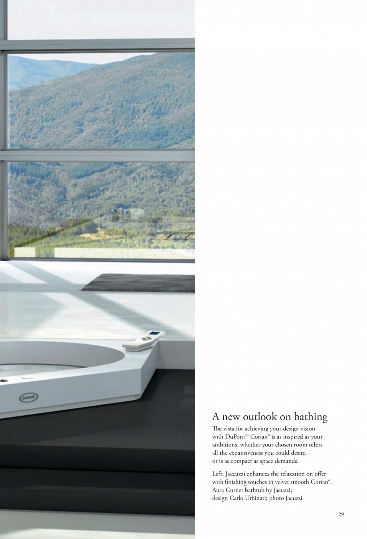Pagina 30 - Interioare realizate cu placi minerale CORIAN® Solid Surface  CORIAN® Solid...