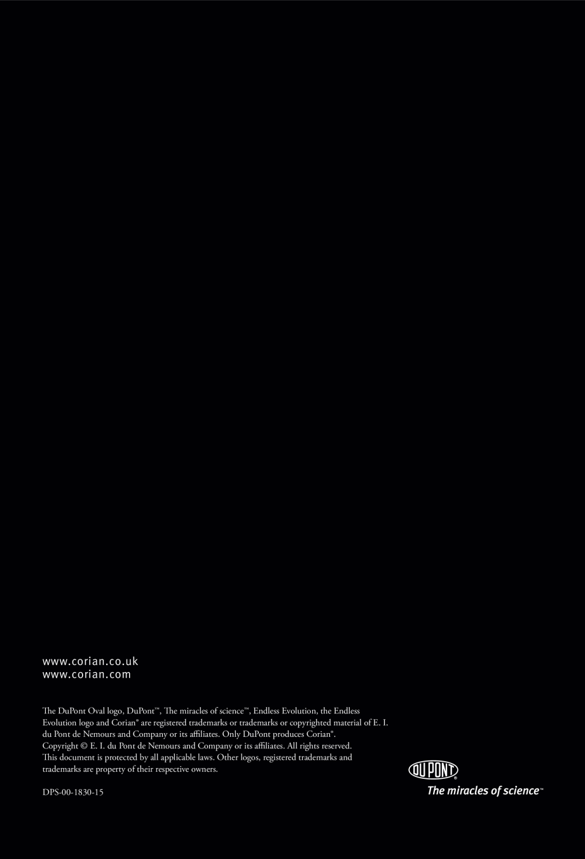 Pagina 54 - Interioare realizate cu placi minerale CORIAN® Solid Surface  CORIAN® Solid...