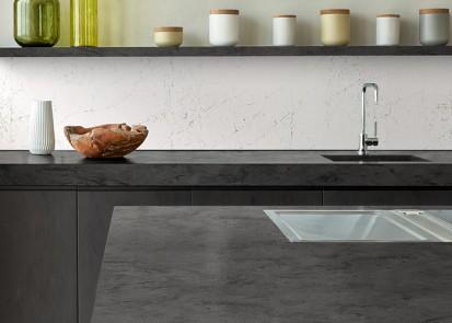 Placi minerale pentru aplicatii orizontale si verticale la interior CORIAN® Solid Surface