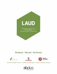 Brosura LAUD - Expo Conferinta Internationala pentru Arhitectura de Landscape si Infrastructura