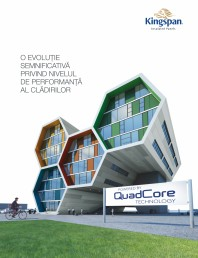 Panouri QuadCore pentru performante sporite ale cladirilor