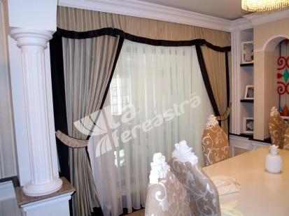 Perdele si draperii din materiale textile Perdele, draperii si storuri din materiale textile