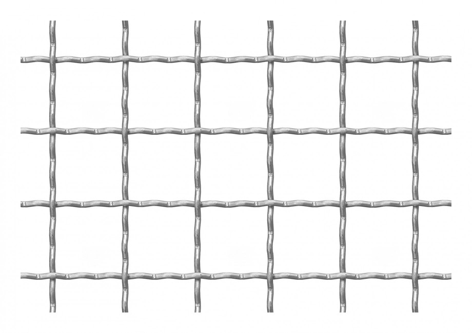 Pagina 1 - Plasa din sarma ondulata 42 x 42 x 4 mm STANTOBANAT Fisa tehnica Romana