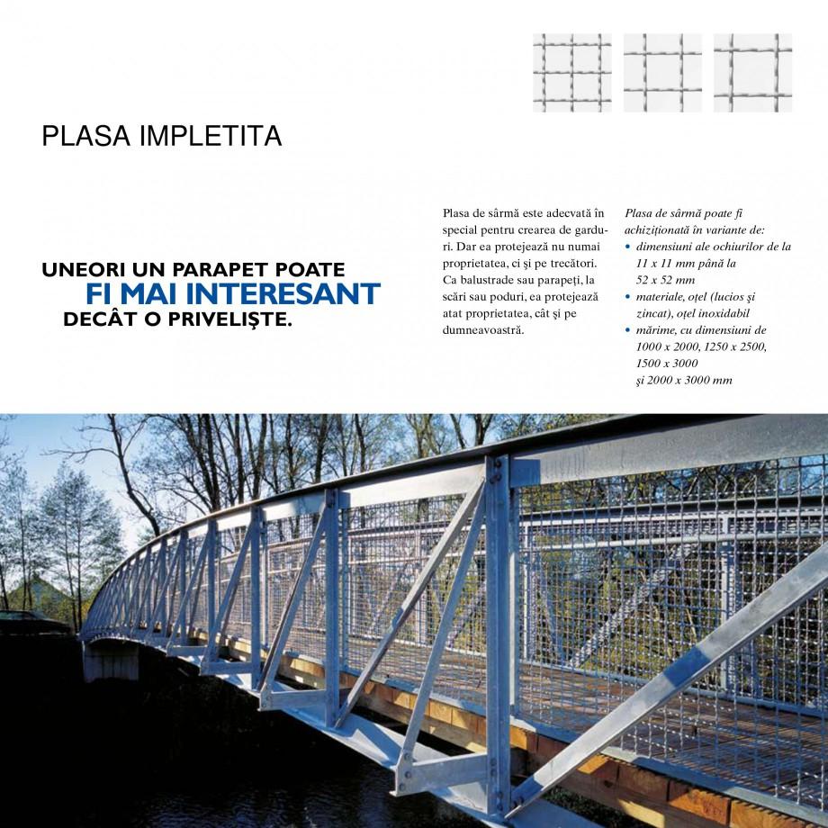 Pagina 4 - Tabla perforata STANTOBANAT Matrix 5-35, EVH 8-50, Lilie 90-28, Nr.154, Arabica 20-24,...