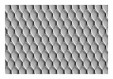 Tabla expandata STANTOBANAT - Romb 43x20x2,5