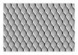 Tabla expandata STANTOBANAT - Romb 43x23x2,5