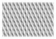 Tabla expandata STANTOBANAT - Romb 45x20x8
